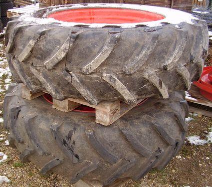 Firestone Reifen -Felge
