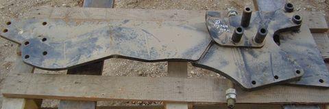 Hauer Seitenanbaukonsole für Claas Nectis