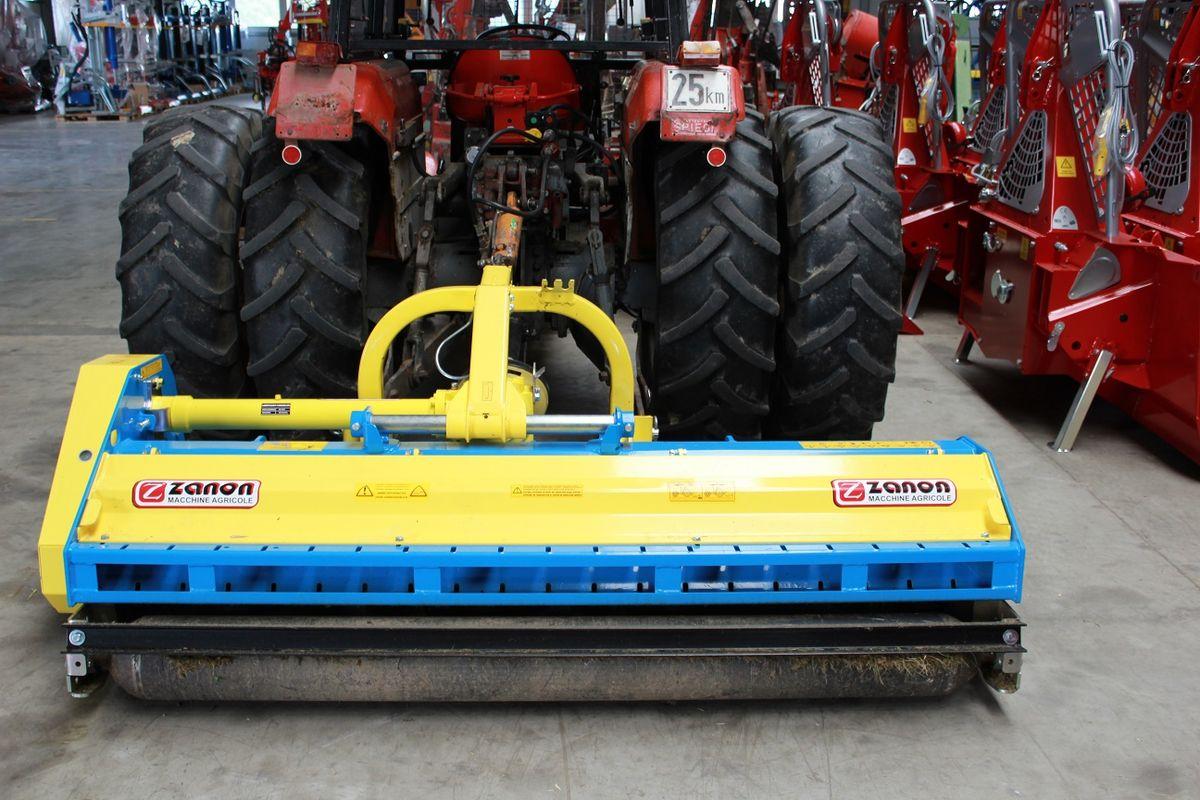 Zanon tfg 2200 mulcher sommersguter landmaschinen gmbh for Zanon trincia