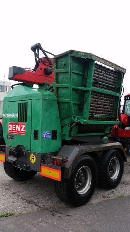 Jenz HEM 581 Z