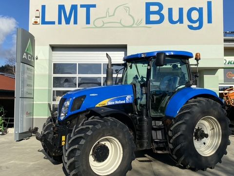 New Holland T 7040 Autocommand