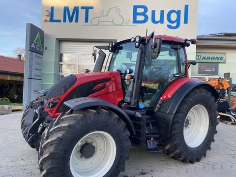 Valtra N154 Eco-Direct mit Rüfa