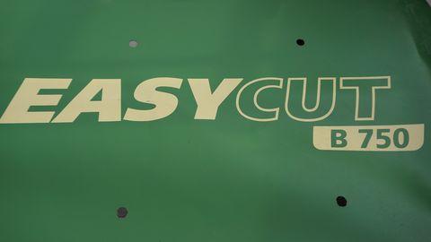 Krone EasyCut B750 Butterfly