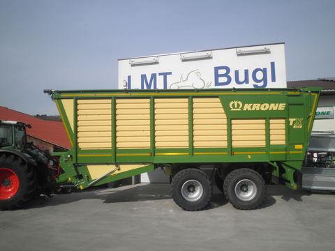 Krone TX 460 Häckselwagen