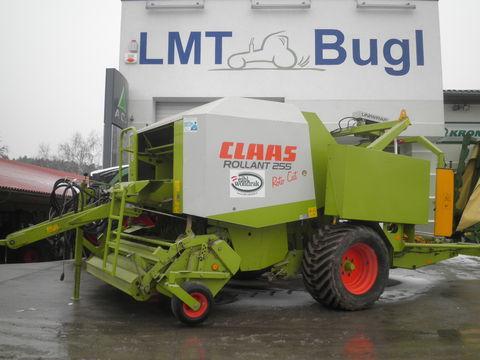 Claas Rollant 255 Rotor Cut