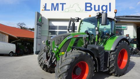 Fendt 724 Vario S4 Profi-Plus