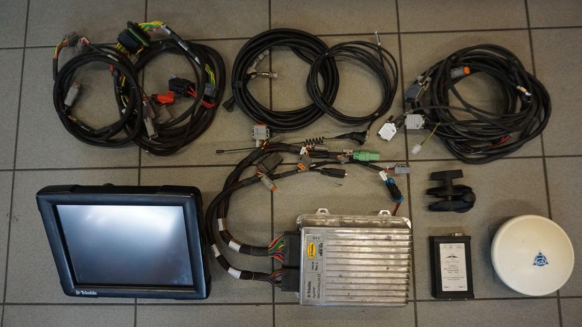Trimble Aggps Fmx Rtk Glonass Aca Partner Lmt Bugl