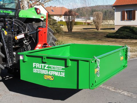 Fritz Oststeirer Kippmulde 160 mechanisch