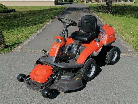 Husqvarna Rider 216 T AWD
