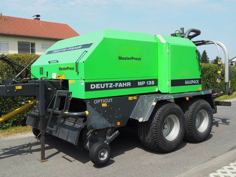 Deutz Masterpress MP 135 Balepack
