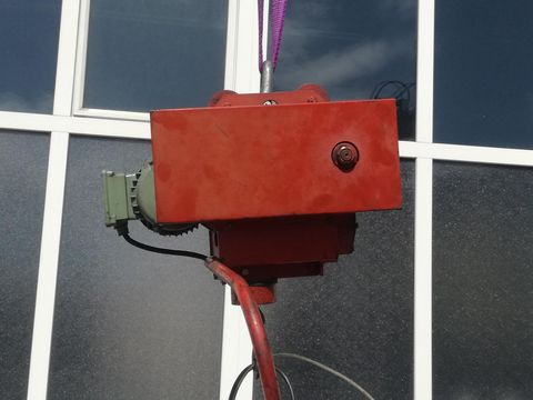 Epple Seilwinde mit E- Aufzug