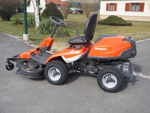 Husqvarna Rider R 320 X AWD Combi 103