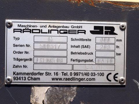 Rädlinger G - 600