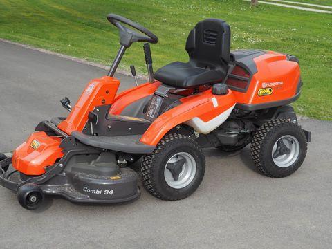 Husqvarna Rider R 216 T AWD