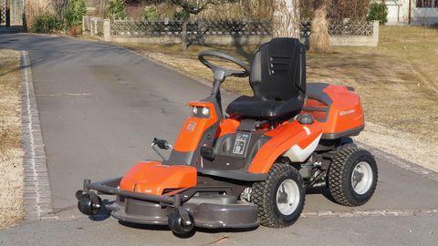 Husqvarna Rider R 316 TxS AWD