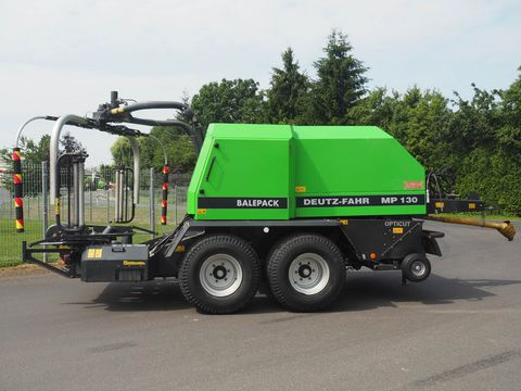 Deutz Masterpress MP 130 Balepack