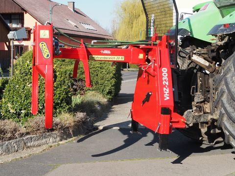 Fransgard VHZ - 2300 mit Seilwinde