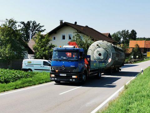 Epple Silotransporte und Überstellungen