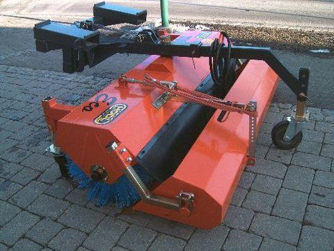 Tuchel Kehrmaschine Eco 230