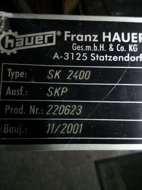 Hauer SKB 240 / 260