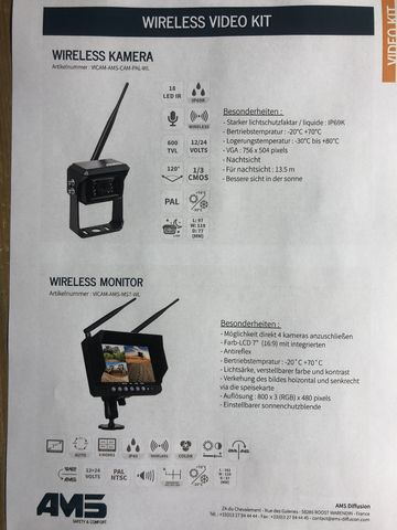 Sonstige AMS Kamera Wireless Video Kit