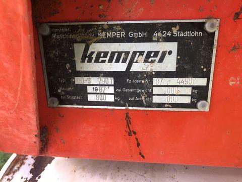 Kemper Kemper RO-S 790 T Tandem