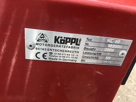Köppl Köppl CL 10 Balkenmäher Schneefräse