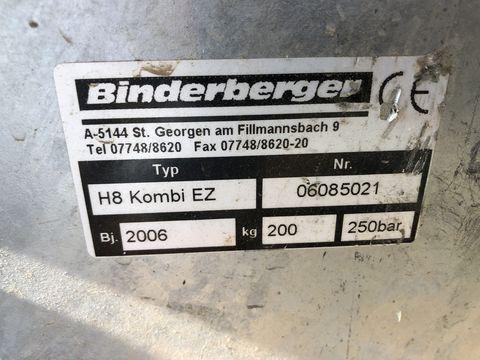 Binderberger H8 Kombi E Z