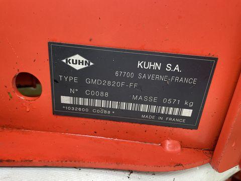 Kuhn Kuhn GMD 2820 F-FF Frontmähwerk