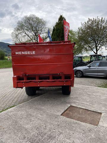 Mengele Mengele ES 650 VR Tandem Stalldungstreuer