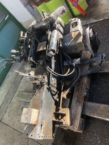 Sonstige Carraro Tigetrac 8008 Getriebe Hydraulik uvm.