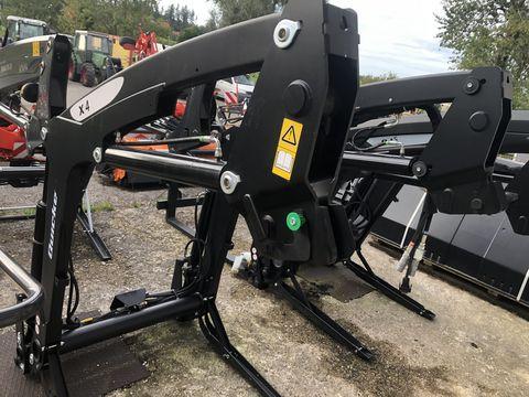 Alö Frontlader Quicke X4 ohne Paralellführung