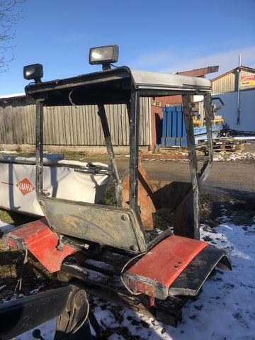 Sonstige Carraro Tigetrac 8008 Getriebe Hydrauli