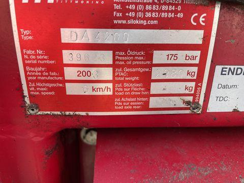 Siloking Siloking Silokamm DA 4200