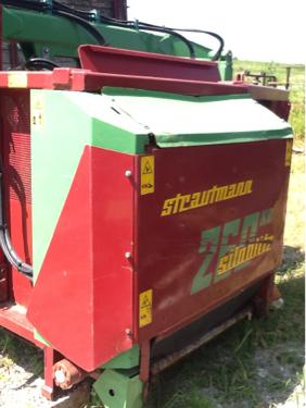 Strautmann Siloblitz 260 KD