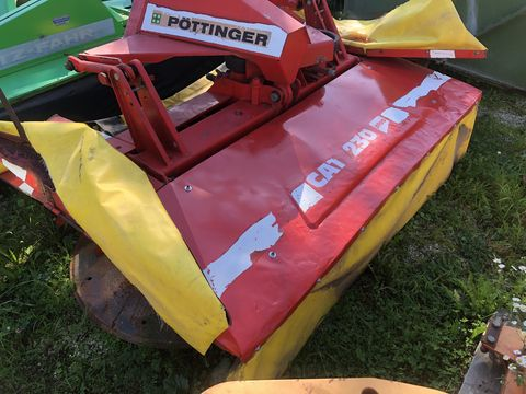 Pöttinger Cat 230 Plus Frontmähwerk
