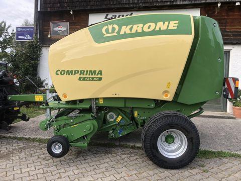 Krone Krone Comprima F125 XC / 26 Messer