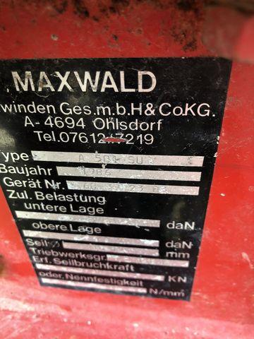 Maxwald Maxwald A 501 SU
