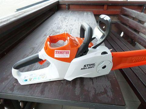 Stihl MSA200C