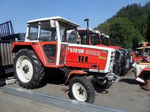 Steyr 8060N