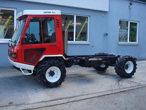 Lindner Unitrac 75 L