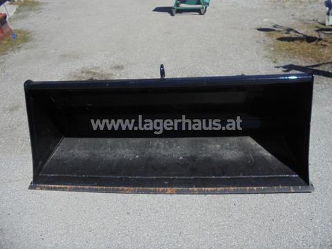 HAUER LEICHTGUTSCHAUFEL 2 M
