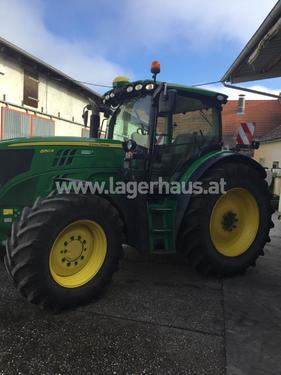 JOHN DEERE 6150R DIRECT DRIVE PRIVATVK