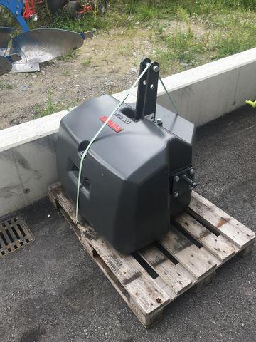 Claas Magnetitgewicht 1000kg