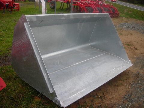 Sonstige Hochkippschaufel 2,20 m/verzinkt