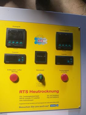 RTS Heutrocknung E40
