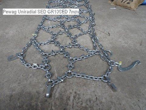 Pewag Pewag Uniradial SED GR10SED 7mm (08372)