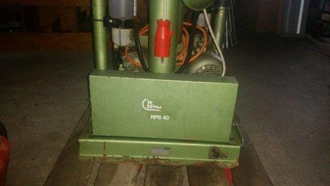 Westfalia RPS 400 Vakuumpumpe (10148)