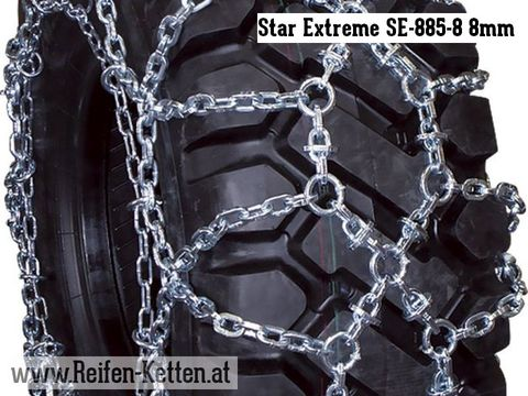 Veriga Star Extreme SE-885-8 8mm (07625)