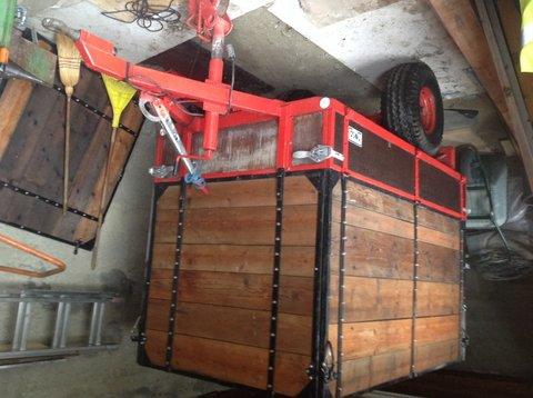 Anhänger Eigenbau-Anhänger (08547)
